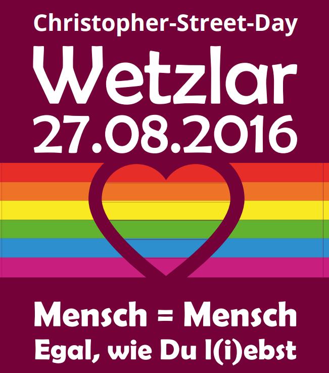 csd mittelhessen plakat 2016